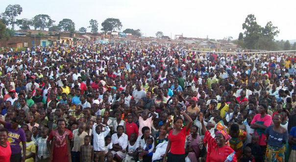 Landmark Ministries Crusade in Uganda