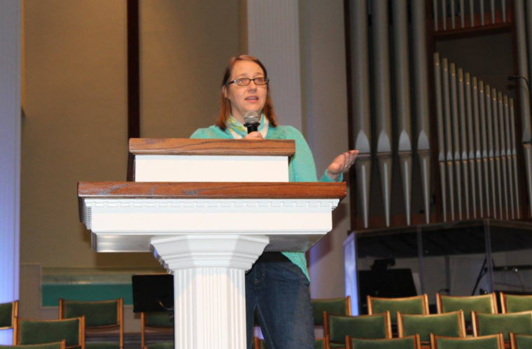 Testimony Tuesday with Beth Johanson